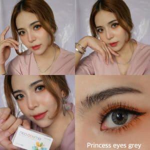 Princess Eyes Gray (Neo Cosmo) Contact Lens