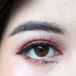 Glace Brown Neo Cosmo Contact Lens